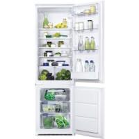 FAURE - FBB28460SA - Réfrigérateur combiné encastrable - 268L (196L + 72L) - Froid statique - A++ - L54cm x H177,2cm - Blanc