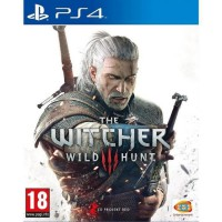 The Witcher 3 : Wild Hunt Jeu PS4
