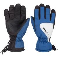 STARLING Gants de Ski Enfant Mixte- Bleu