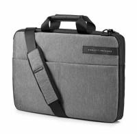 """HP Sacoche pour ordinateur portable - Signature Slim Topload - 17,3"""" - Noir / Gris"""