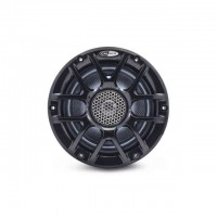 CALIBER Haut-parleurs Marine 16cm Noir CSM16RGB/B