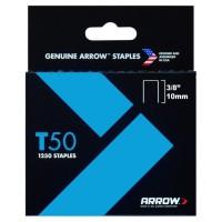 ARROW Boîte de 1250 agrafes T50 - 8 mm