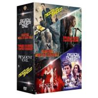 Coffret DVD 5 films issus de jeux vidéos