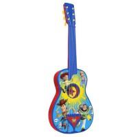 DISNEY TOY STORY Guitare espagnole - Avec boîte plastique