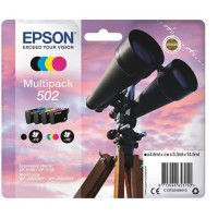 EPSON Multipack cartouches Jumelles - NCMJ 502
