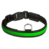 EYENIMAL RGB Collier lumineux - Taille L - Pour chien
