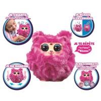 TINY FURRIES - Mama Furry Rose Exclu Web - Multi-capteurs - Connexion avec les Tiny Furries - 18 cm