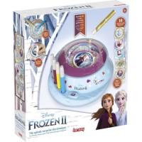 LANSAY La reine des neiges II Jeu de coloriage Ma spirale surprise électronique - Fille - a partir de 5 ans