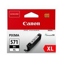CANON Cartouche d'encre a Haut rendement CLI-571XL BK- Noir photo