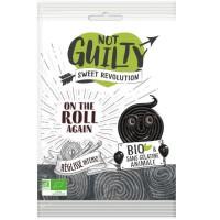 NOT GUILTY Bonbons a la Réglisse Sachet de On the Roll Again Réglisse - BIO - 90 g