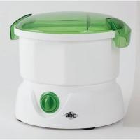 ABC 10044 Eplucheuse électrique a pommes de terre - blanc