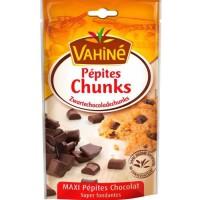 VAHINE Pépites Chunks chocolat noir - 100 g
