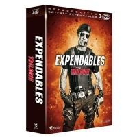 Coffret de film Expendables La Trilogie - En DVD