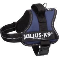 JULIUS K9 Harnais Power Mini?M : 51?67 cm - 28 mm - Indigo - Pour chien