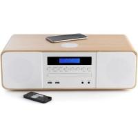 Thomson MIC201IBT Micro Chaine HiFi - Bluetooth - Radio - CD - MP3 - USB - Induction