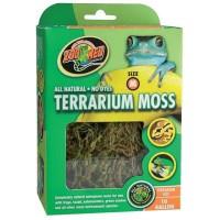 ZOOMED Mousse naturelle - PM - Pour terrarium, reptile et amphibien
