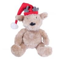 ROSEWOOD Peluche Ours Noël - Pour chien