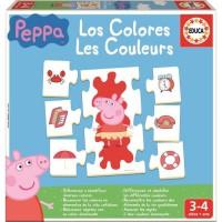 PEPPA PIG Les Couleurs