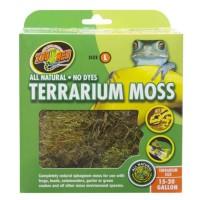 ZOOMED Mousse naturelle - GM - Pour terrarium, reptile et amphibien