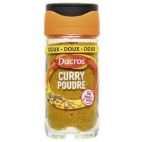 DUCROS Curry poudre doux - 42 g