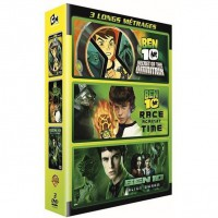 DVD Coffret Ben 10, les films
