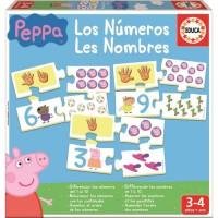 PEPPA PIG J'apprends les Nombres