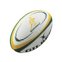GILBERT Ballon de rugby Replica Australie T5