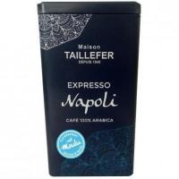 "MAISON TAILLEFER Café Expresso ""Napoli"" Boite Métal 250g"