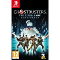 Ghostbusters Remasterised Jeu Switch