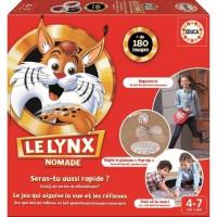 EDUCA Jeux éducatif Le Lynx Nomade