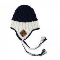 NEFF Bonnet QA028_F13153 Flab - Blanc/Noir - Homme