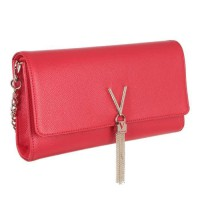 VALENTINO VBS1R401G Sac a Main Bandouliere - Synthétique - Rouge - Femme