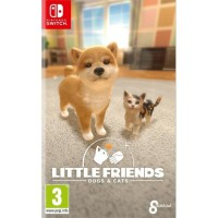 Little Friends: Dogs and Cats Jeu Switch