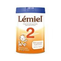 LEMIEL Lait en poudre 2e age 800g