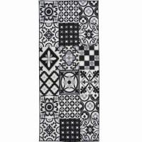 UTOPIA Tapis de couloir 50 x 100 cm - Noir