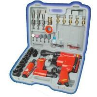 MANNESMANN Jeu de 33 outils pneumatiques M1503