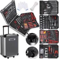 MASKO Valise multi outils 725 pieces noir
