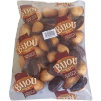 Sachet Madeleinettes Choco 300g BIJOU
