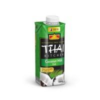 THAI KITCHEN Lait de coco Tetraprism sans additifs - Refermable - 500ml