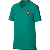 NIKE Maillot d'Entrainement Portugal Football FPF - Enfant Garçon - Vert