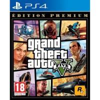 GTA V : EDITION PREMIUM Jeu PS4