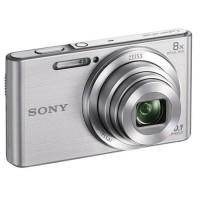 SONY DSC-W830 gris - CCD 20 MP Zoom 8x Appareil photo numérique Compact
