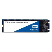 WD Blue? - Disque SSD Interne - 3D Nand - 1To - M.2 (WDS100T2B0B)