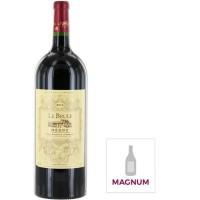 Magnum Château Le Brule 2012 Médoc - Vin rouge de Bordeaux