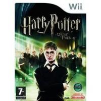 HARRY POTTER ET L'ORDRE DU PHENIX / Jeu console Wi