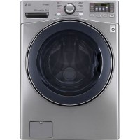LG - F71K22IXS - Lave-linge hublot - 17kg - 1100 Trs/min - A++ - Silver