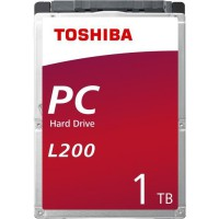 "TOSHIBA - Disque dur Interne - L200 - 1To - 5 400 tr/min - 2.5"" (HDWL110EZSTA)"