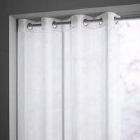 TODAY Voilage BIZANCE 135x240cm blanc