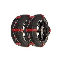 POLAIRE Chaines neige - STEEL GRIP 110