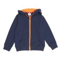 UP2GLIDE Sweatshirt Basic - Enfant garçon - Bleu marine